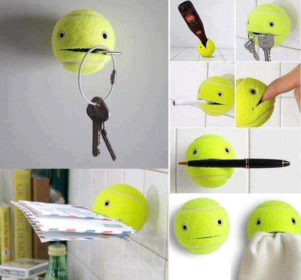 10 original and creative wall hooks and racks