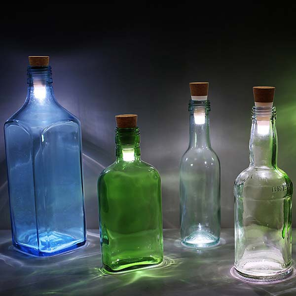 Tapón de Luz - Bottlelight