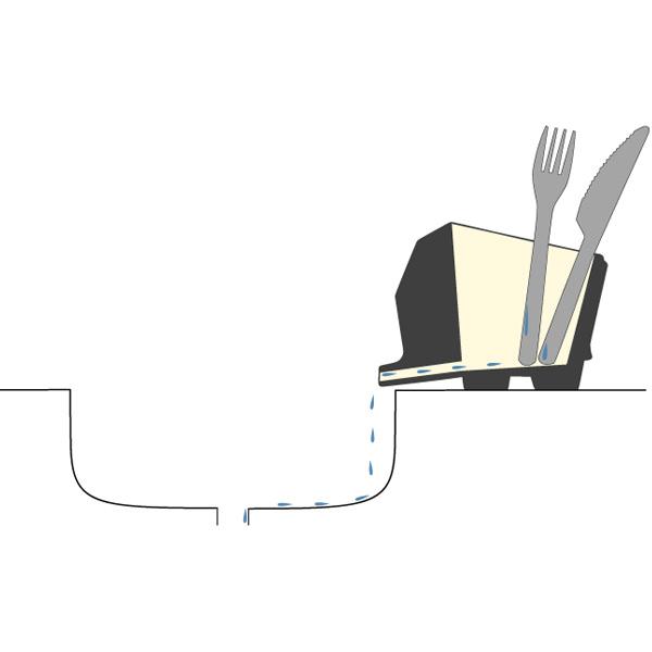 Cutlery Drainer - Jumbo