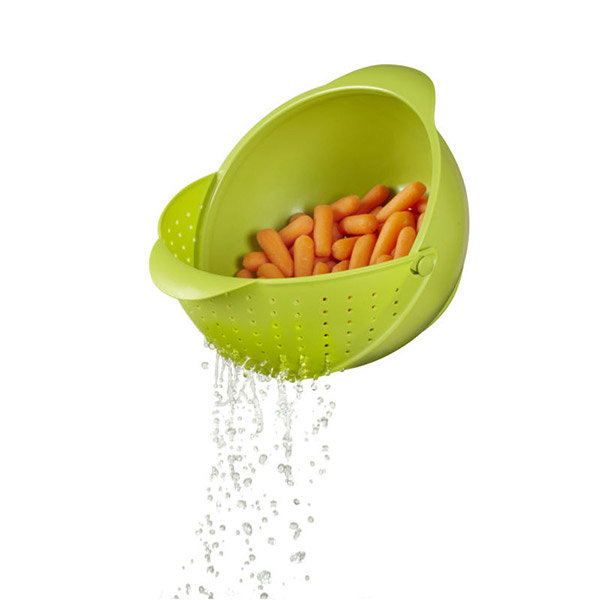 Bowl and strainer - Rinse