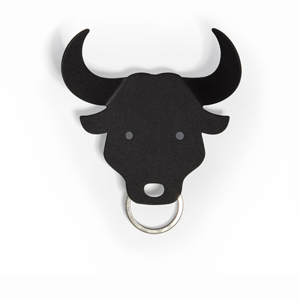 Accessory and key holder - Bull