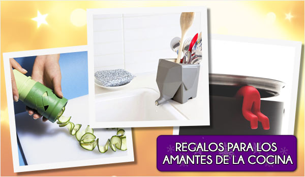 Ideas de regalos de navidad de ltima hora givensa blog for Articulos cocina originales