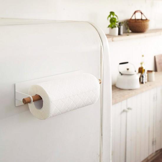 Bathroom paper towels