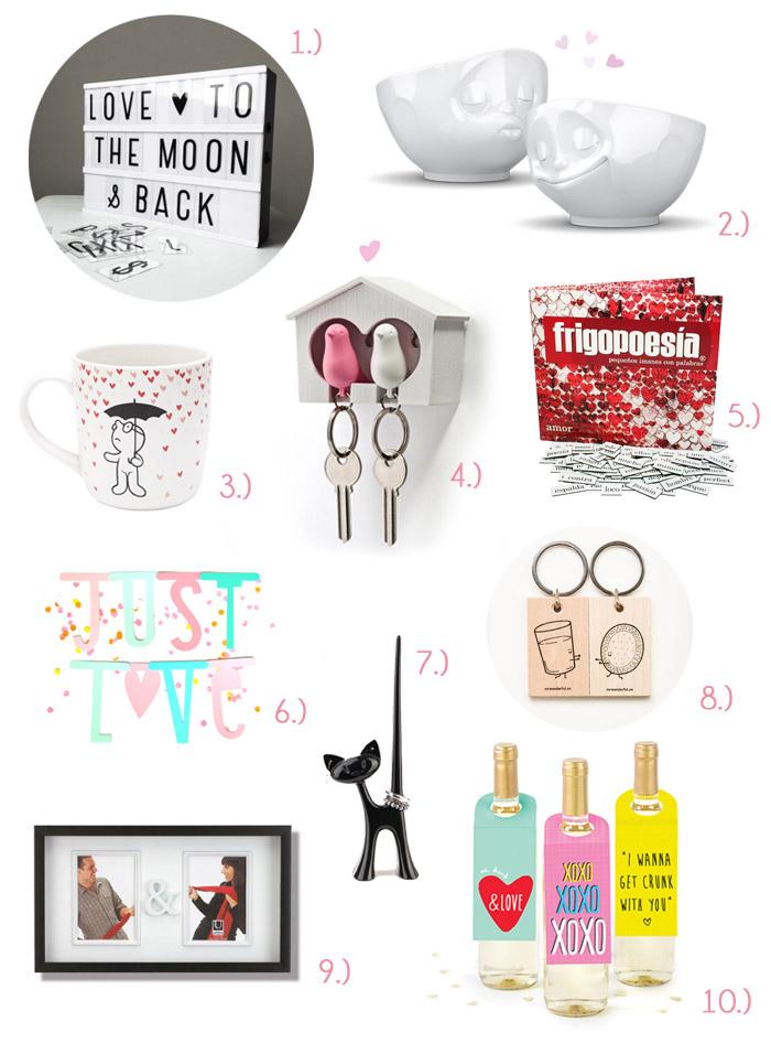 10 regalos rom nticos para san valent n givensa blog for Regalos muy romanticos